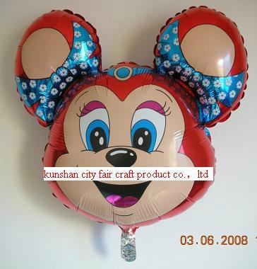 cartoon toy  balloon 1