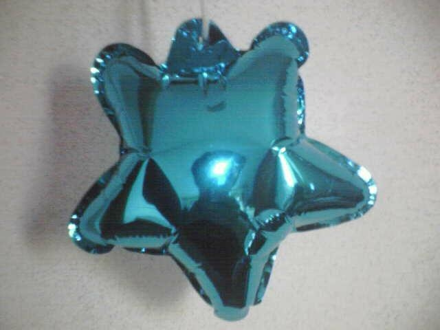 color star balloons 1