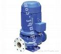 IHG型立式不锈钢管道离心泵