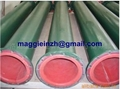 2012 hot-sale rubber lined carbon steel