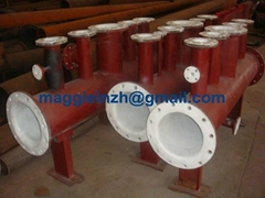telfon stainless carbon steel ptfe plastic lined pipe lining