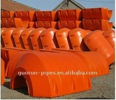 dredge ring floats for dredging pipe