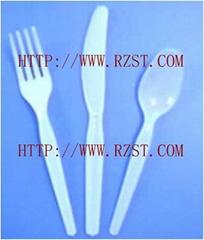 Plastic Spoon, Plastic Fork, Plastic Knife