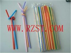 artistic flexible straw(Long flexible straw)