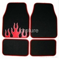 hot selling universal car carpet mats car accessories