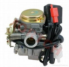 Gy6 50cc high quality carburetor scooter carburetor