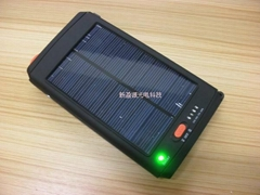 太陽能多功能筆記本電腦充電器