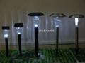 經典太陽能花園草坪燈 1