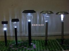 經典太陽能花園草坪燈