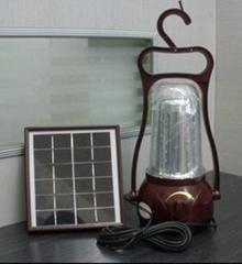 太陽能全新手提LED家庭照明馬燈