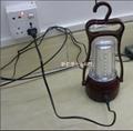 太陽能全新手提LED家庭照明馬燈 2