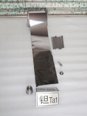 Tantalum plate, foil and strip