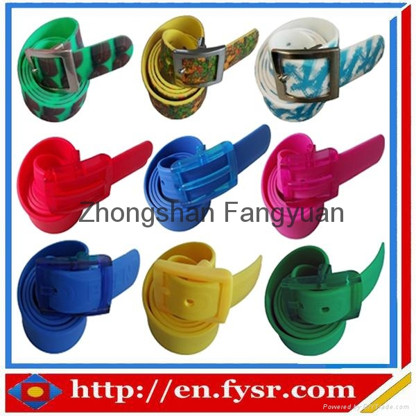 silicone rubber belt  1