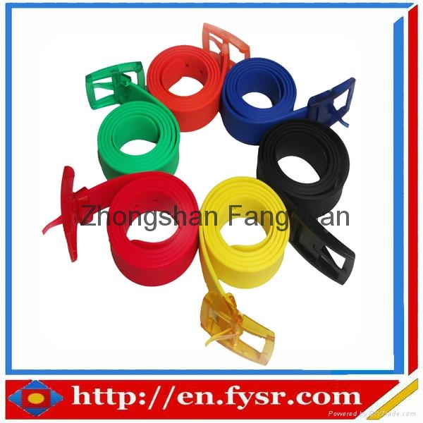 silicone rubber belt  2