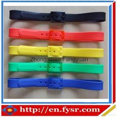 silicone sport belt