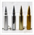 Hot sale 16GB metal bullet usb flash