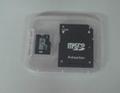 SanDisk 4GB 8G 16GB MicroSD Micro SDHC TF Flash Memory Card w/SD+miniSD Adapters 2