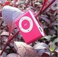 MINI clip MP3 Player with Micro TF/SD