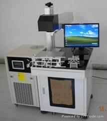 半导体侧泵激光打标机(紧凑型)