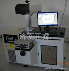 半导体侧泵激光打标机(双升降)