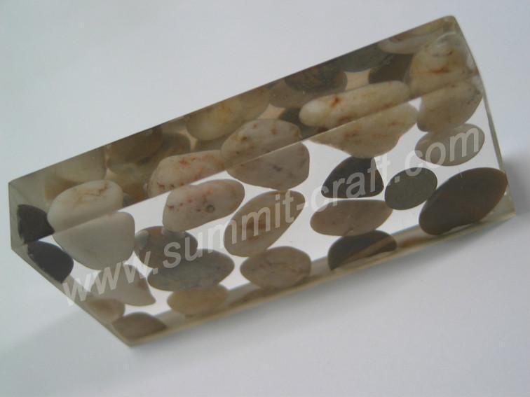 透明树脂工艺品 内置标本动植物,水晶胶工艺品;; 生态水晶板,水晶胶