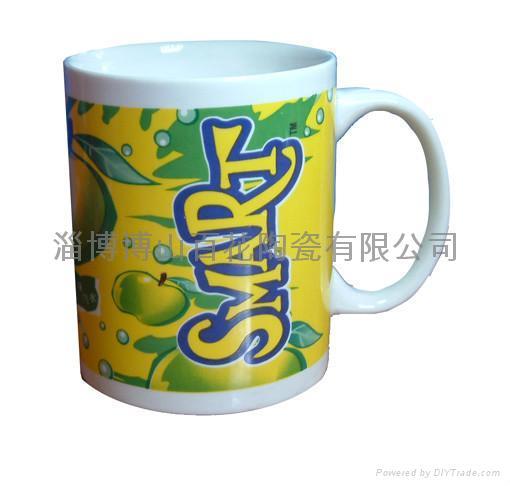 陶瓷廣告促銷杯子 2