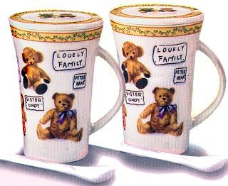 卡通促銷陶瓷套杯(2件) 1