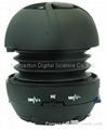 Multifunction speaker,Portable Mini Speaker,Hamburger,notebook,SD card,MP3 MS-50