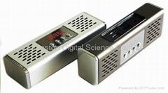便攜式金屬插卡迷你音響,電腦音響,手機音響,蘋果音響,MP3 音響,USB 音響