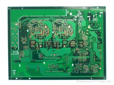 8 layer blind hole BGA board 2