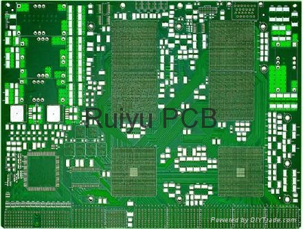 4 layer immension gold key board 4