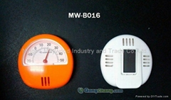 thermo & hygro meter