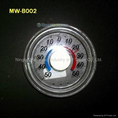 wndows thermometer