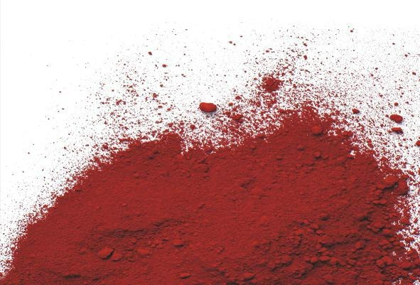IRON OXIDE RED 190 1