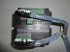Low Voltage capacitor auto compensate box