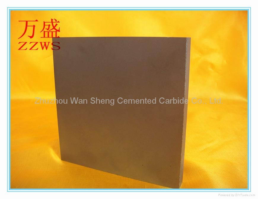 cemented carbide panel 4