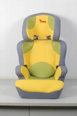 Baby car seat for children weighing 15-36 kgs roughly from 4 years - 11 years