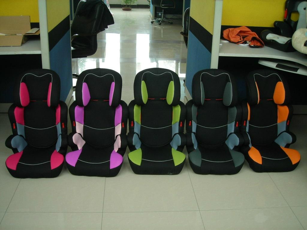 Baby car seat for children weighing 15-36 kgs roughly from 4 years - 11 years 5