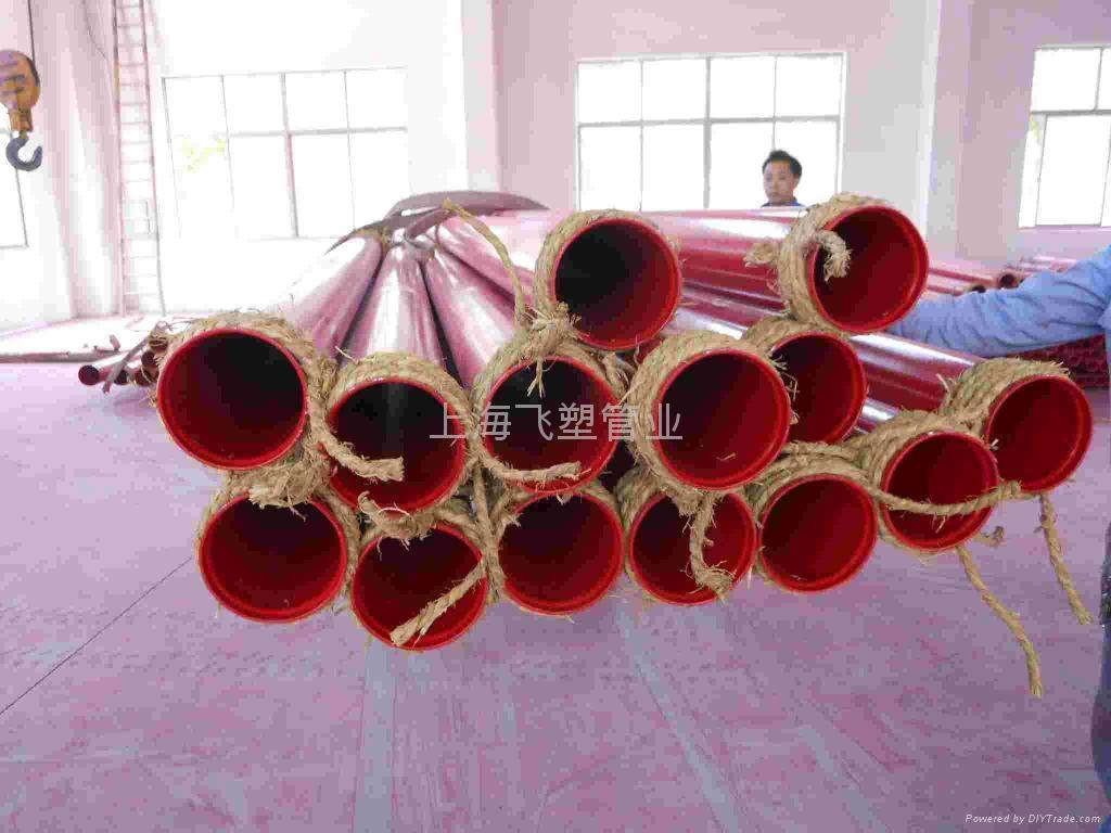 内外涂塑钢管 1