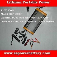 500W / 200W mini UPS