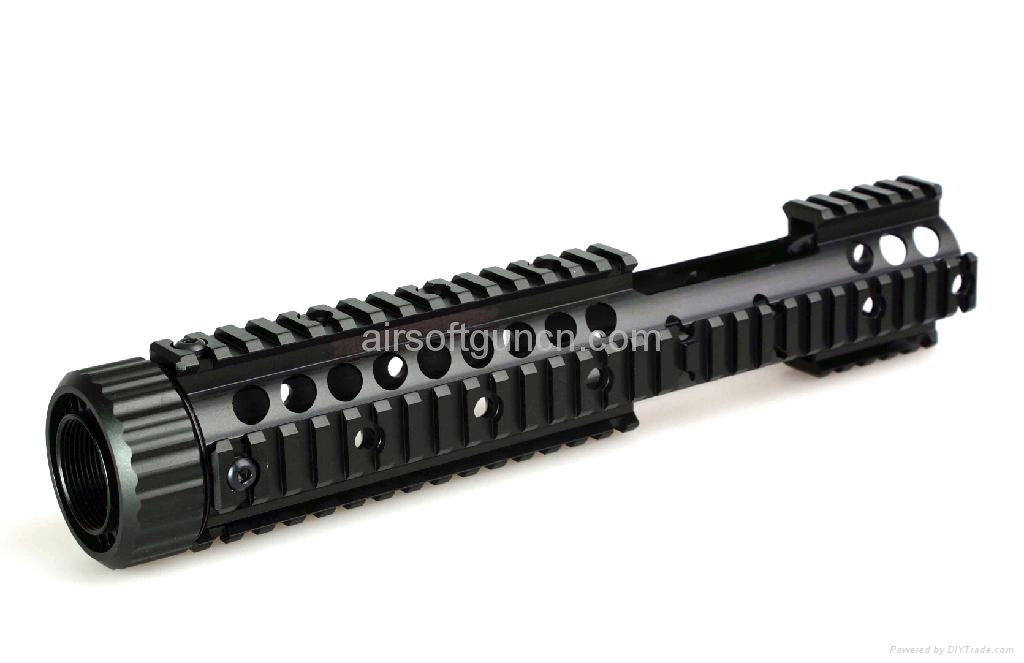 Commando Tactical Quad Rail System AR15Q