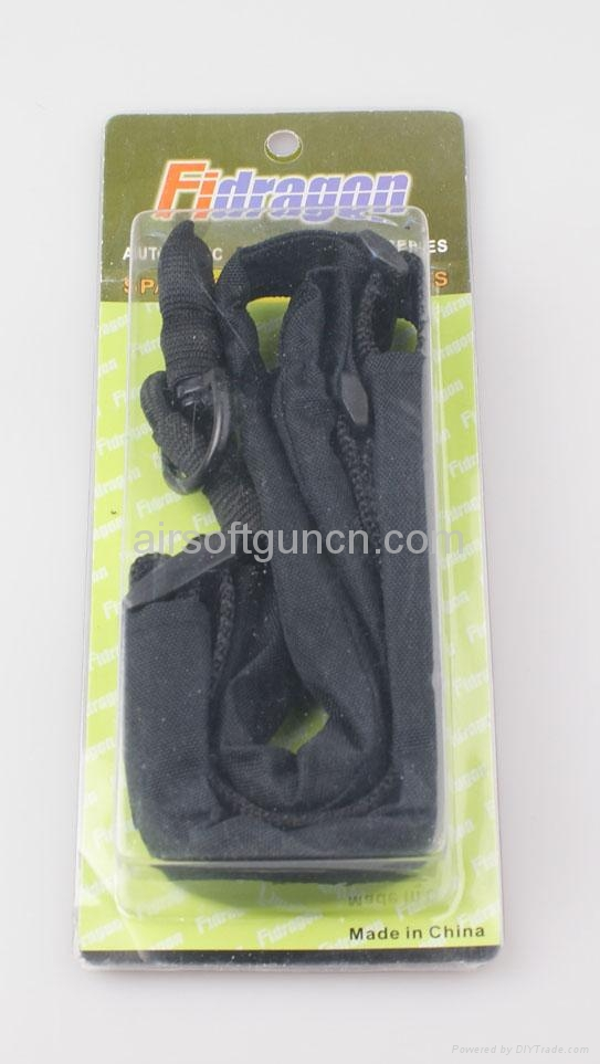 three point rifle sling. Point Rifle Sling - ST45-3
