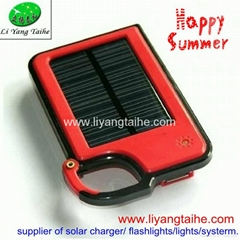 Solar charger for Mobile