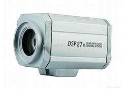 High Sensitivity 27X PTZ CCTV Day Night Camera with 480TVL