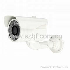 Varifocal CCD Waterproof Outdoor Zoom CCTV Camera