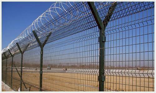 机场隔离栅 2