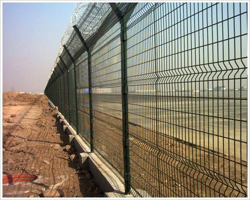 机场隔离栅 3