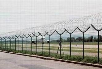 机场隔离栅 4