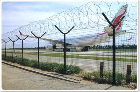 机场隔离栅 5
