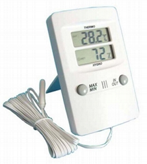TH02 digital IN / OUT thermometer and hygrometer